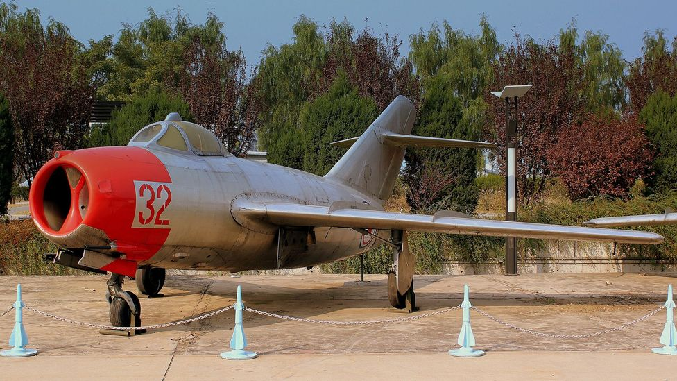 The appearance of the Soviet MiG-15 spurred the development of the Starfighter (Credit: Calflier001/Wikimedia CC BY-SA 2.0)
