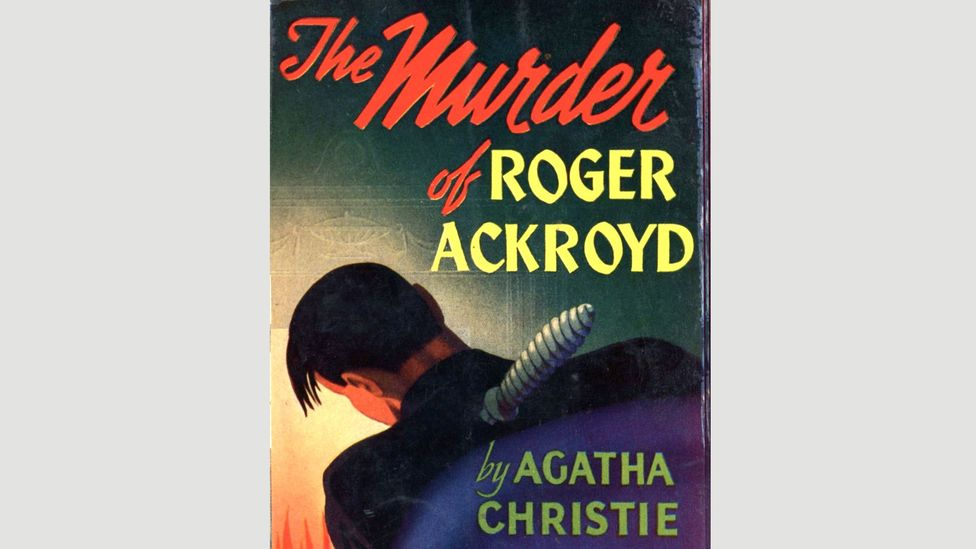 Agatha Christie's The Murder of Roger Ackroyd was considered ground-breaking – its narrator took unreliability to the next level (Credit: Pocket Books)