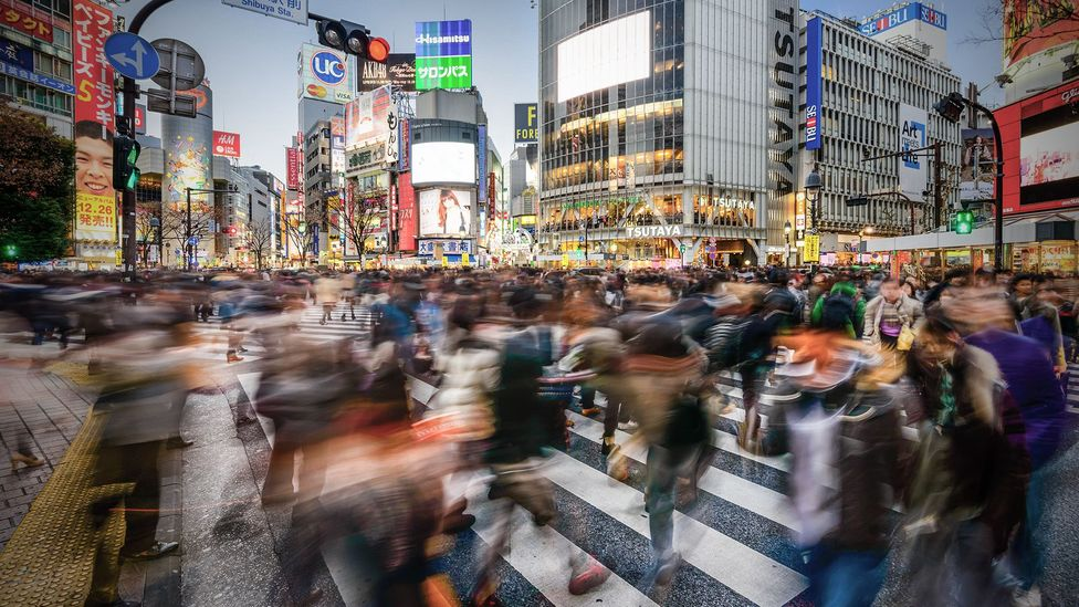 Last year, claims of karoshi reached a record high (Credit: Alamy)