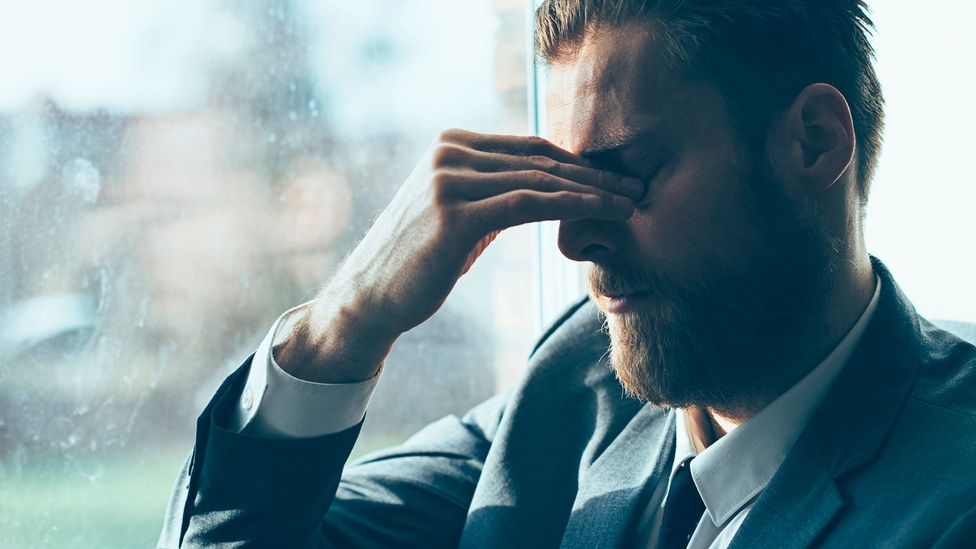 Stress can lead to harmful habits such as smoking and drinking – which in turn can lead you to an early grave (Credit: iStock)