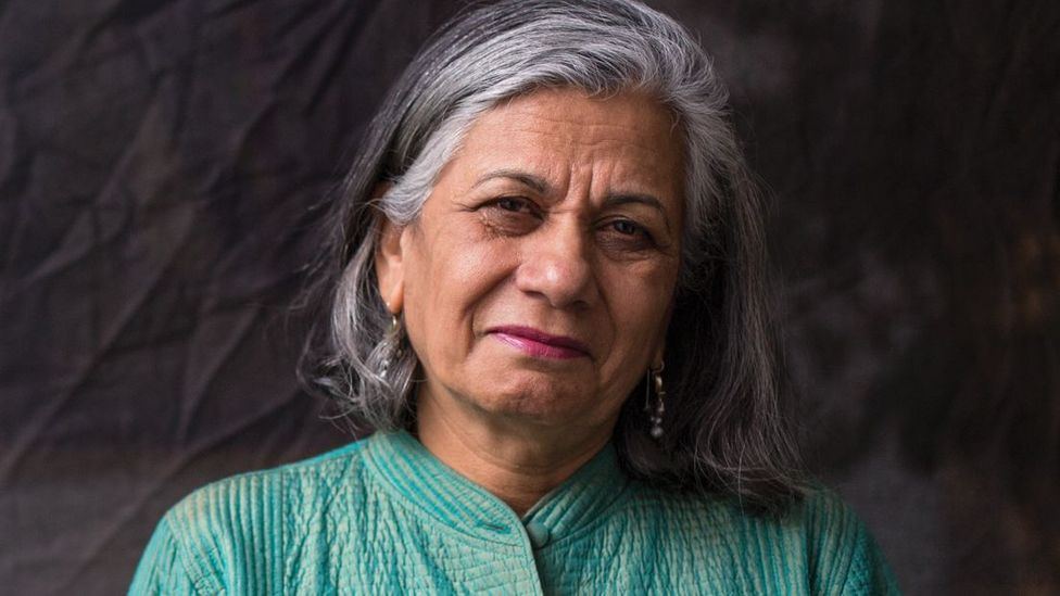 Name-based bias is faced by both immigrants and those who are citizens by birth, says Ratna Omidvar at the Global Diversity Exchange (Credit: Ryan Walker)
