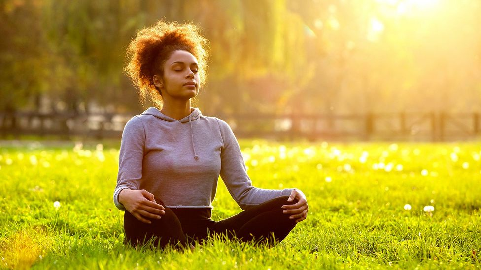 Meditation and mindfulness is popular in today's fast-paced world – and it's big business (Credit: iStock)