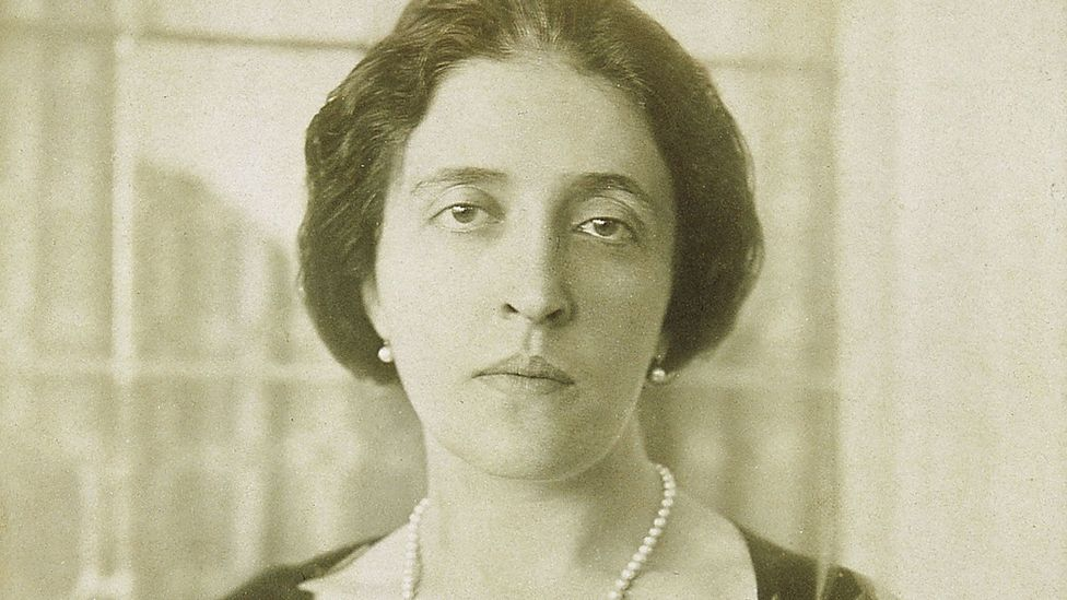 Adele Bloch-Bauer, photographed here around 1910, came from a prominent Jewish family in Vienna (Credit: Getty Images)