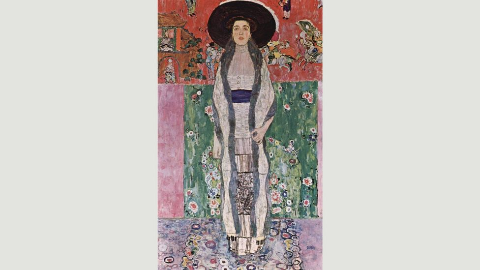 Portrait of Adele Bloch Bauer II is less well known but no less lovely (Credit: Gustav Klimt/Neue Galerie New York)