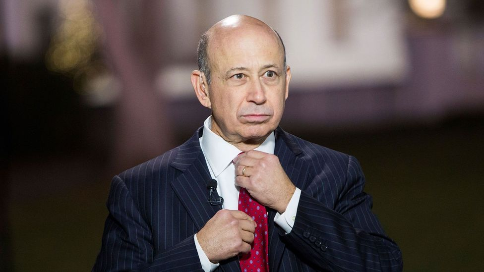 Last year Forbes ranked Lloyd Blankfein – who is the CEO and chairman of Goldman Sachs – as the 26th most powerful person in the world (Credit: Alamy)