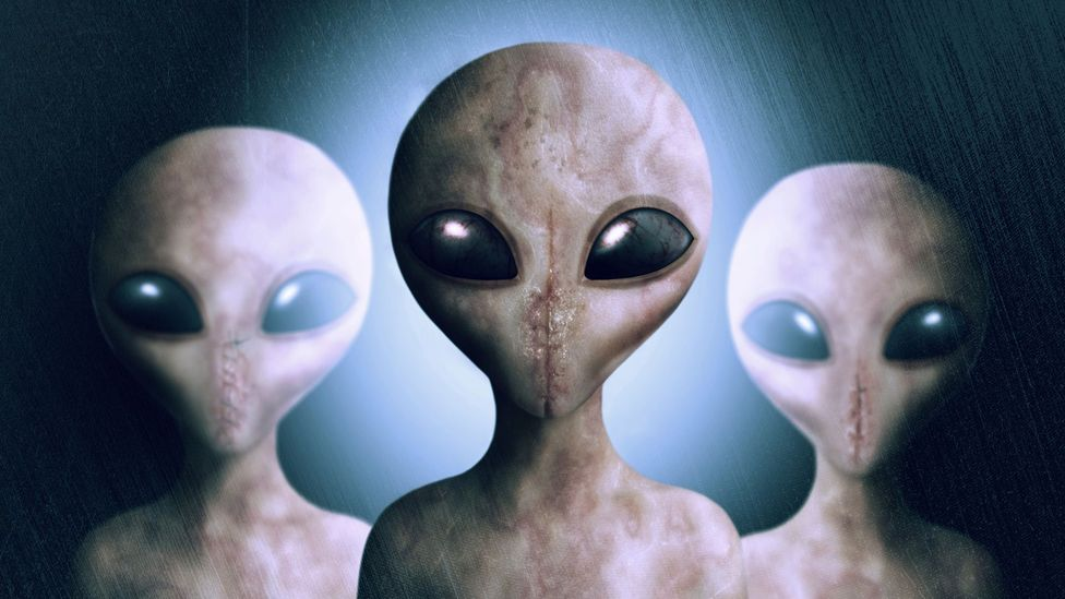 Anyone expecting the grey-skinned aliens from sci-fi films may be disappointed (Credit: iStock)