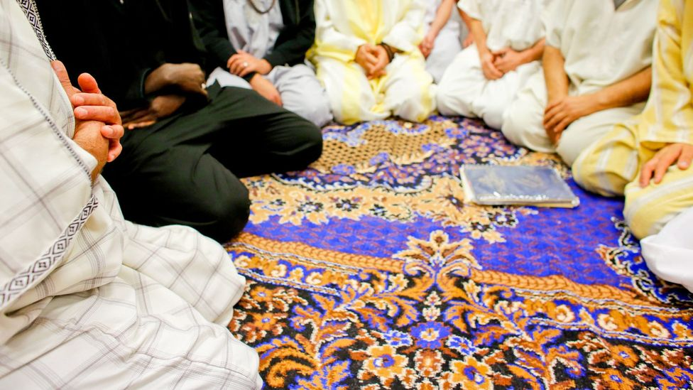 Friday is the holy day of the week in Islam (Credit: Godong / Alamy Stock Photo)