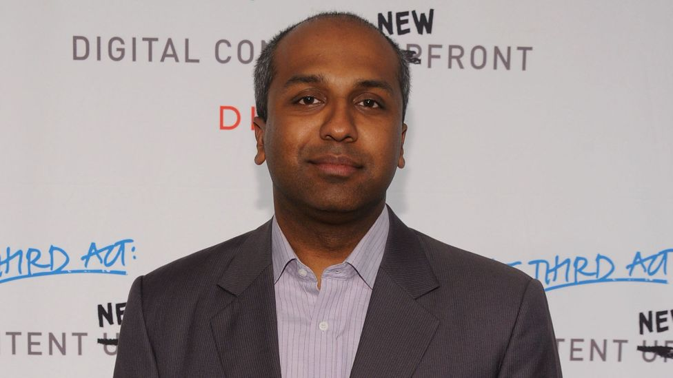 After losing his job at the Metropolitan Museum of Art, Sree Sreenivasan broadcast the news to thousands of Facebook friends in a detailed post (Credit: Getty Images)