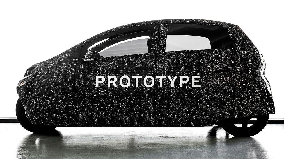 Spiri v0.1 Prototype