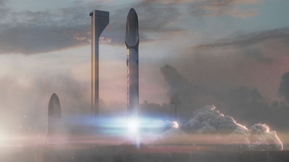 Supplying the mission with spare parts and maintenance will come at an enormous cost (Credit: SpaceX/ Public Domain)