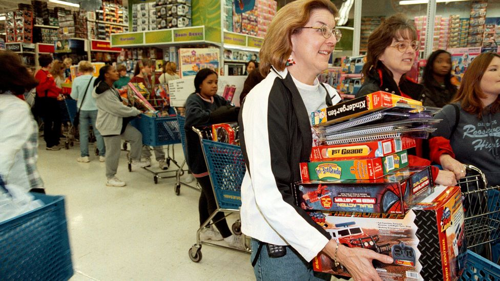 Despite groans, many shoppers like to get prepared for the holidays well in advance (Credit: Getty Images)
