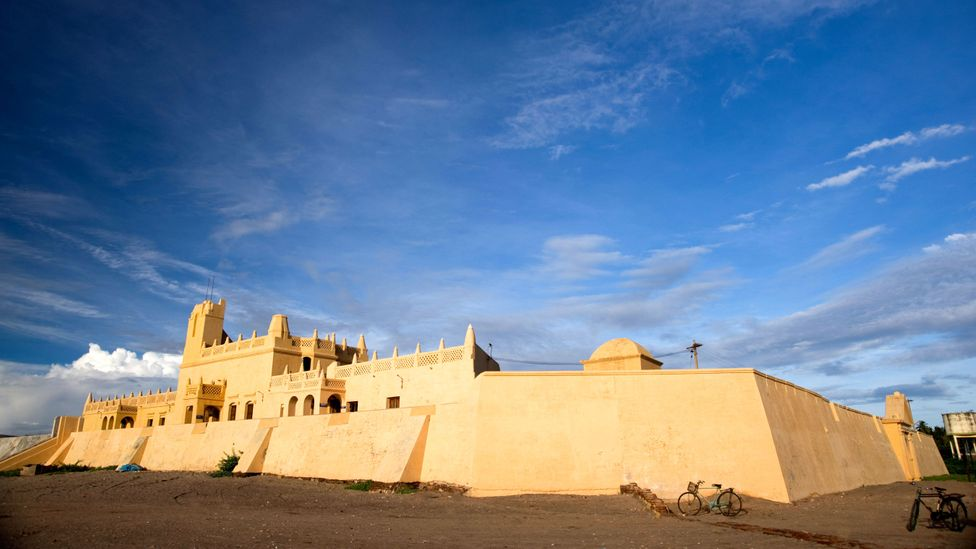 Dansborg Fort is one of the most recognisable sights in Tranquebar (Credit: Dinodia Photos / Alamy Stock Photo)