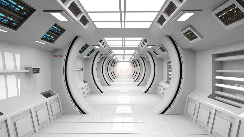 Spacecraft don't need to be sterile and industrial, says researcher Rachel Armstrong (Credit: iStock)