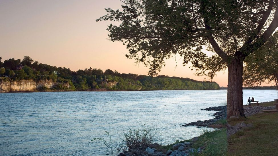 The Euchee tribe lived by the Tennessee River, which they called Nunnuhsae, the Singing River (Credit: Jon Arnold Images Ltd/Alamy)