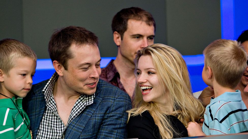Elon Musk has been the father of six sons (Credit: Getty Images)
