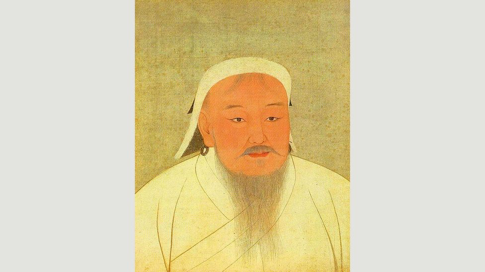 Legend has it that Genghis Khan fathered more than 1,000 children (Credit: Alamy)
