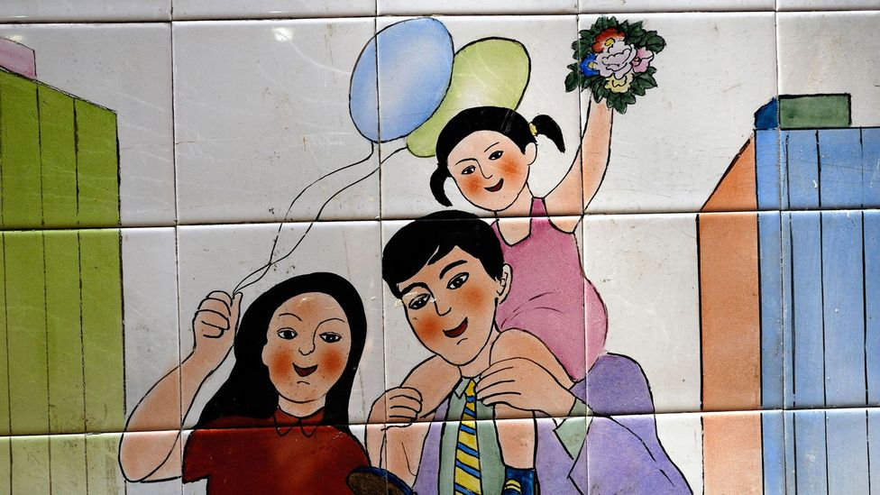 China's One Child policy has led to unequal numbers of boys and girls (Credit: Alamy)