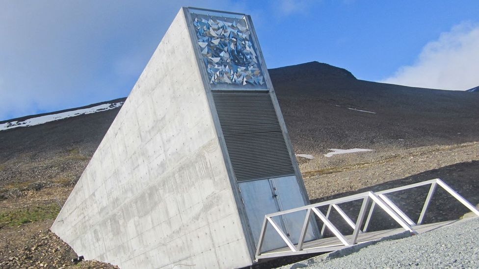 The most comprehensive seed bank is on the island of Svalbard in the Arctic Circle (Cedit: iStock)