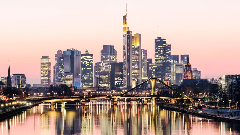 The city stands to benefit from an influx of up to 20,000 additional bankers who may relocated by employers who want to secure access to the European Union (Credit: Getty Images)