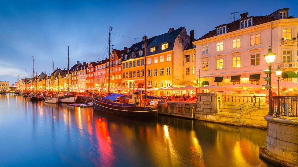 Affordable flats are hard to find in the happiest country on Earth. (Credit: Alamy)