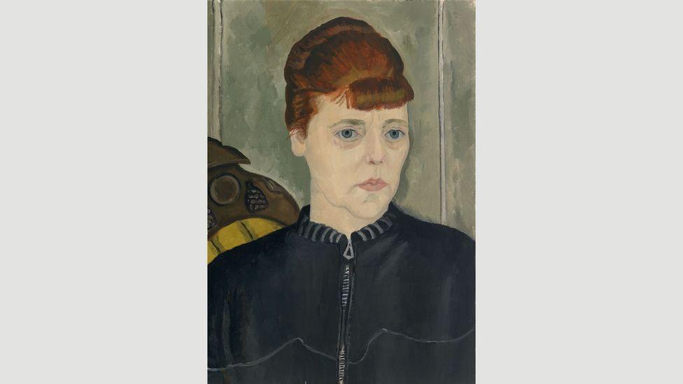 Like her friend Georgia O'Keeffe, Helen Torr showed work at Alfred Stieglitz's gallery (Credit: Smith College)