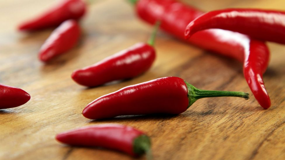 Eating hot chillies - even veritable scorchers - is unlikely to do you any lasting harm (Credit: iStock)