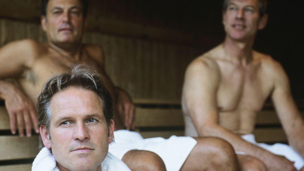Finnish sauna etiquette