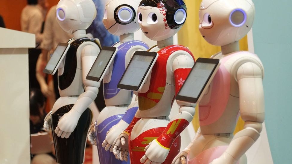 Will robots take over mundane concierge tasks? (Credit: Getty Images)