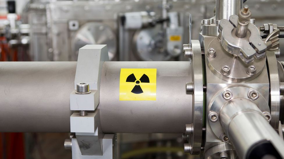 Reactors are too dangerous for humans to work in (Credit: iStock)
