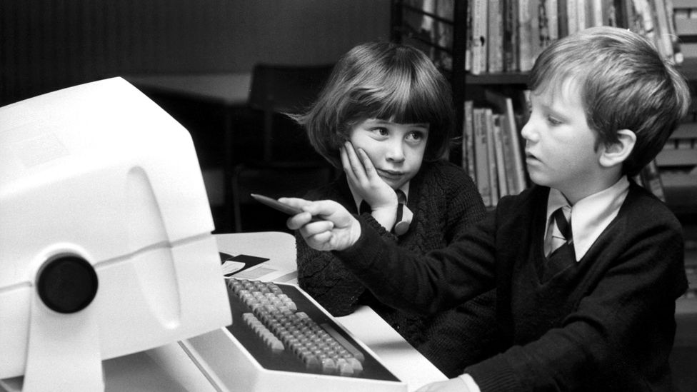 In the 1980s, Soviet kids hungry to test their coding skills would seek out computers in offices and universities (Credit: Getty Images)