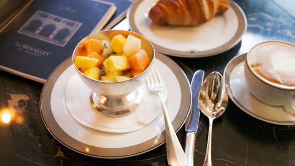 The Wolseley is a prime spot for power breakfast meetings in London (Credit: Best of the Brunch UK)