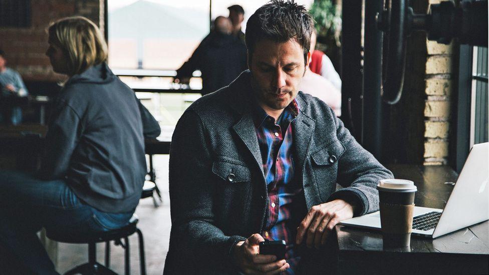 Ryan Estis says his best meetings are held at breakfast. (Credit: David Puente)