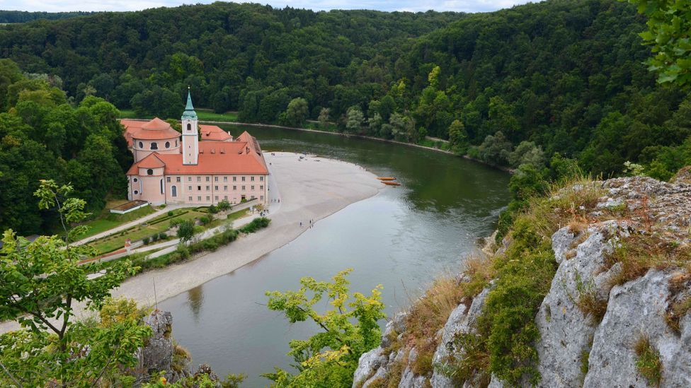 Weltenberg Monastery is one of the oldest monastery breweries in the world (Credit: Christof Stache/Getty)