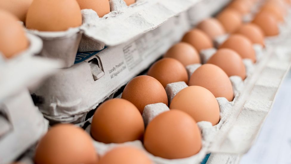 Eggs were once considered bad for health - but are now championed by many nutritionists (Credit: iStock)