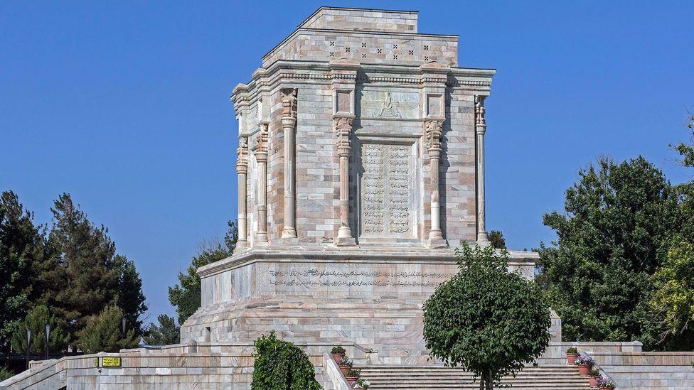 The poet Ferdowsi's mausoleum shows how revered Persian art is in Iran (Credit: B.O'Kane/Alamy)