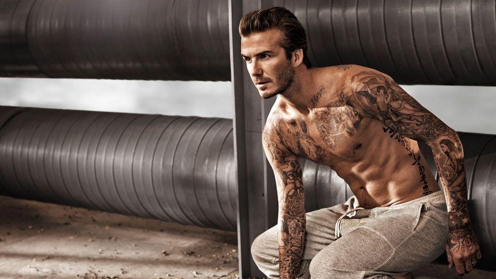 David Beckham (Credit: H&M)