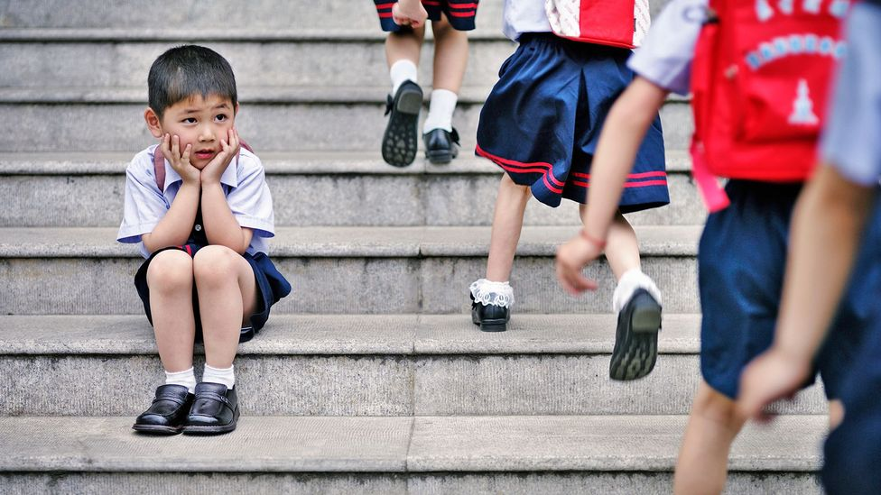 While moving countries can be disruptive, most third culture kids benefit from their childhood experiences (Credit: Getty Images)