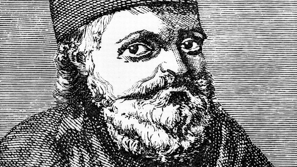 After the death of Parisian scribe Nicolas Flamel around 1418 he developed a reputation as an alchemist and discoverer of the Philosopher's Stone (Credit: SSPL/Getty Images)