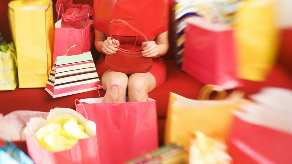For some, the high of shopping is similar to the high of drugs (Credit: Alamy)