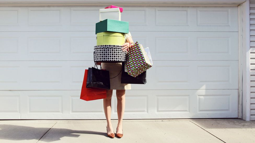 The guilt of impulse shopping makes us crave the high again (Credit: Getty Images)