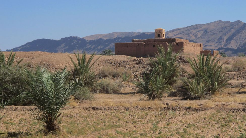 With around 330 days of sunshine a year, the region around Ouarzazate - a city nicknamed the door to the desert - is an ideal location (Credit: Sandrine Ceurstemont)