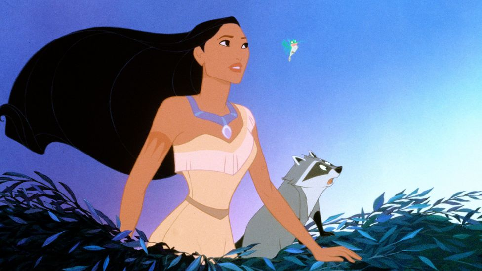 Pocahontas arrived on screens after two decades of progress made for the rights of Native Americans (Credit: Walt Disney Studios)