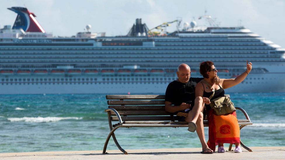 Travel to multiple ports, activities and hotel-like services make a cruising retirement attractive. (Credit: Alamy)