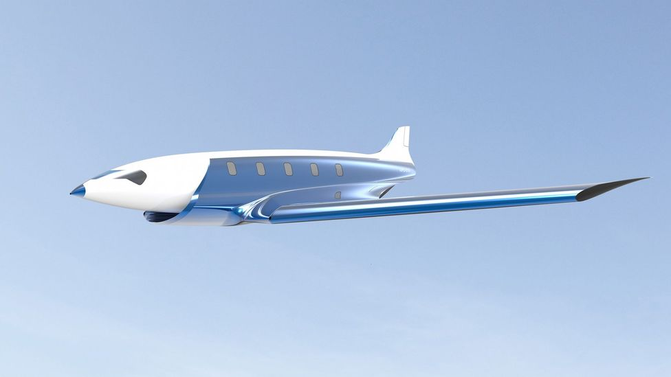 Bombardier says the concept aims to inspire other designers (Credit: Abhishek Roy/Lunatik Koncepts)