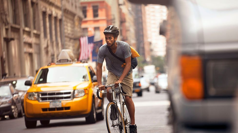 In cities like New York, with relatively expensive public transport, the costs of a bike can be recouped quite quickly (Credit: Getty Images)