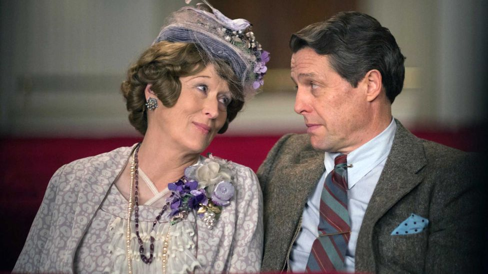 9. Florence Foster Jenkins