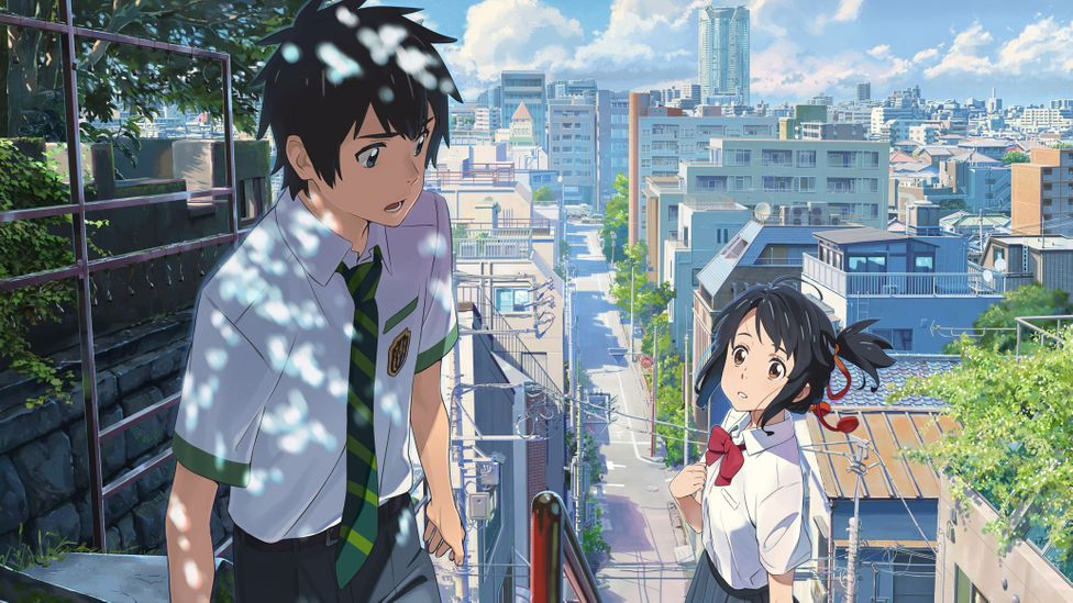 10. Your Name