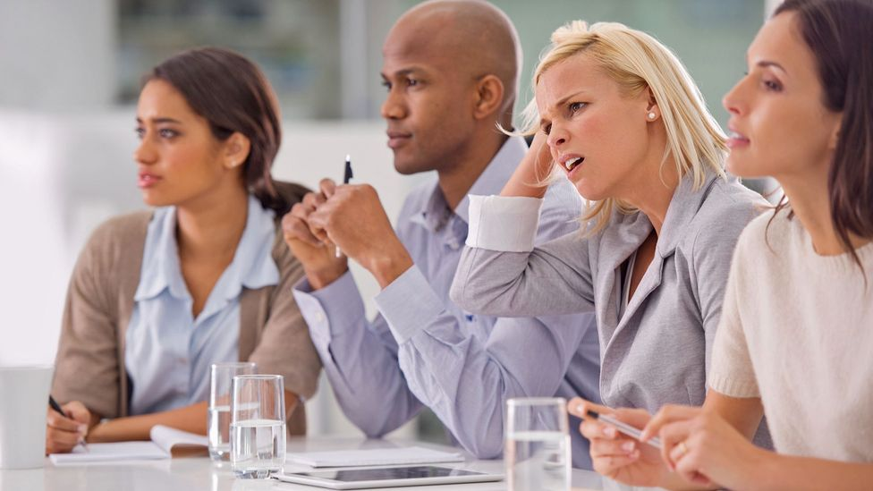 Are your colloquial quirks confusing your colleagues? You'd be surprised (Credit: iStock)