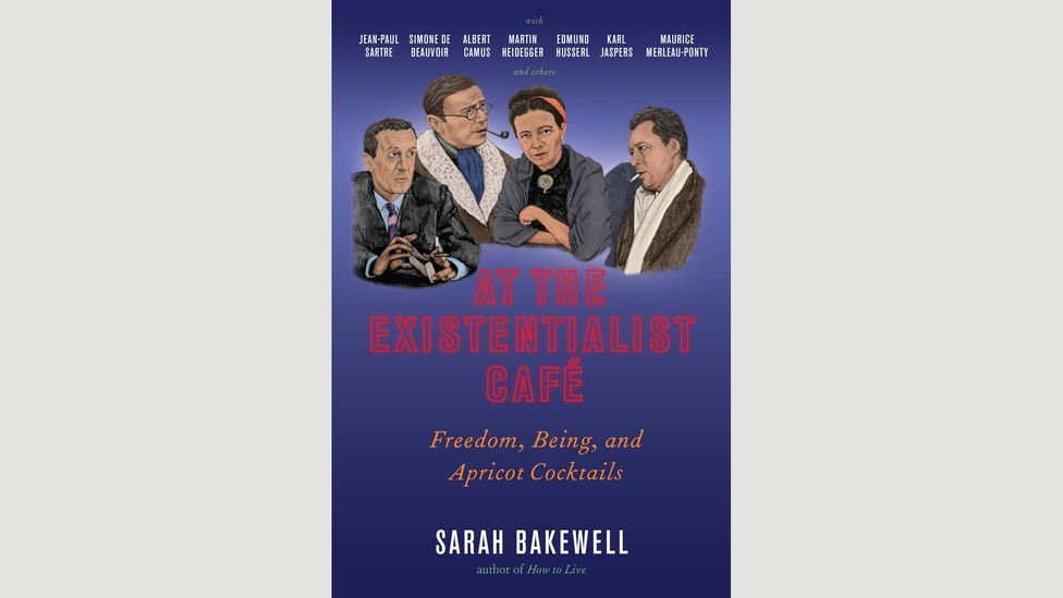 9. Sarah Bakewell, At the Existentialist Café