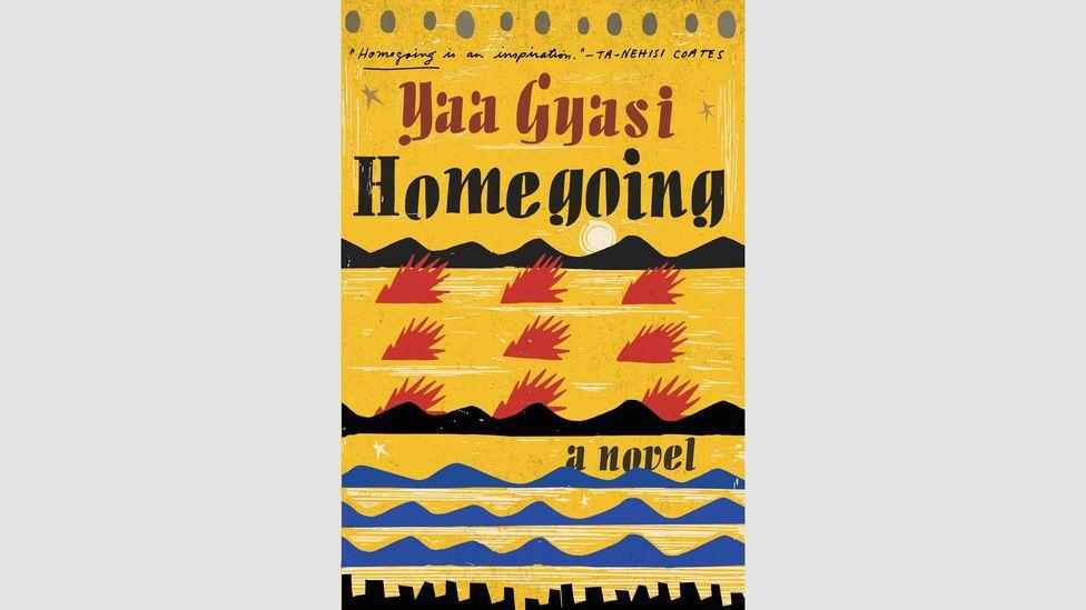 10. Yaa Gyasi, Homegoing